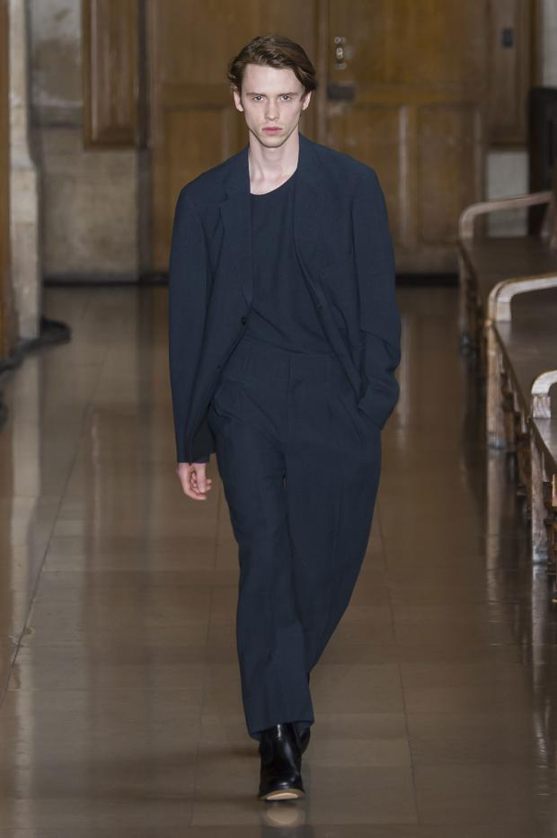 Christophe Lemaire Menswear FW 2016 Paris (25)