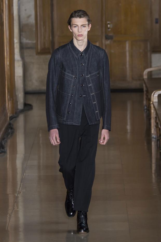 Christophe Lemaire Menswear FW 2016 Paris (30)