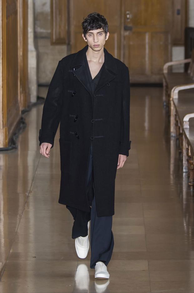 Christophe Lemaire Menswear FW 2016 Paris (5)