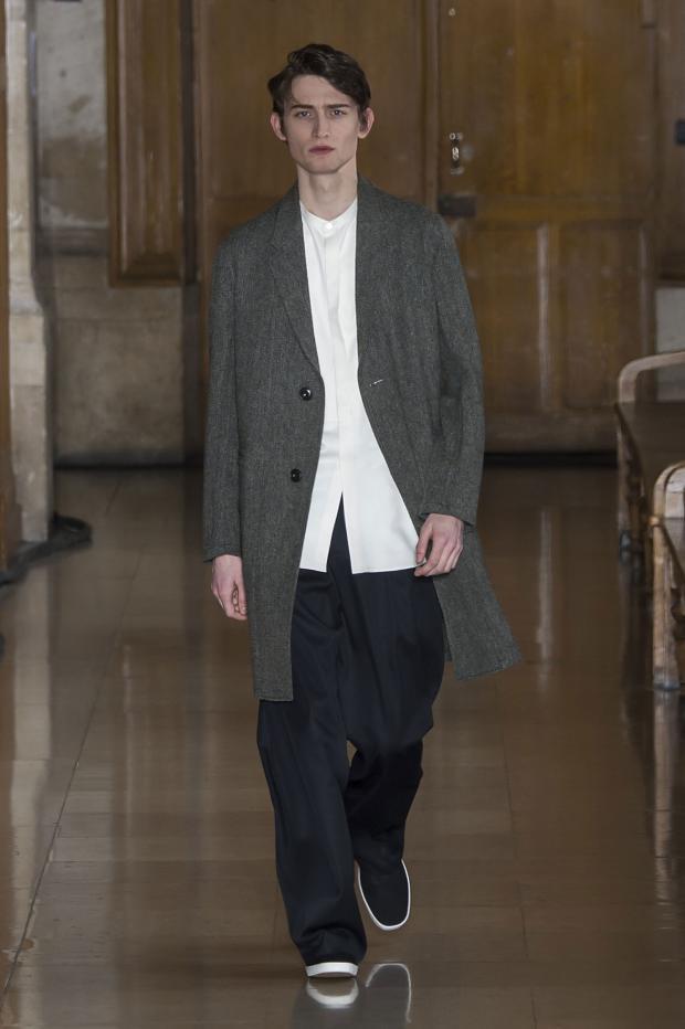 Christophe Lemaire Menswear FW 2016 Paris (6)