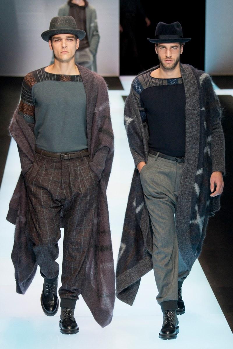 Giorgio Armani Menswear FW 2016 Milan (21)