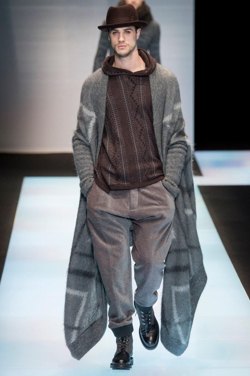 Giorgio Armani Menswear FW 2016 Milan (22)