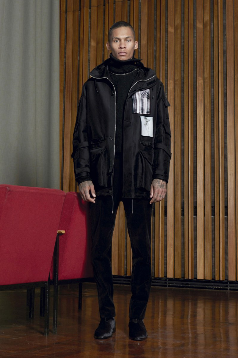 Givenchy Pre-Fall 2016 Lookbook (35)