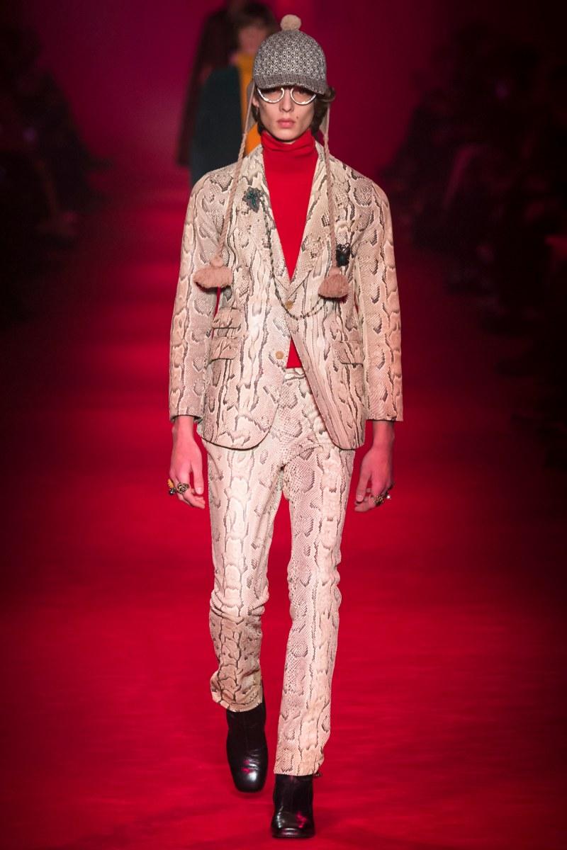 Gucci Menswear FW 2016 Milan (19)