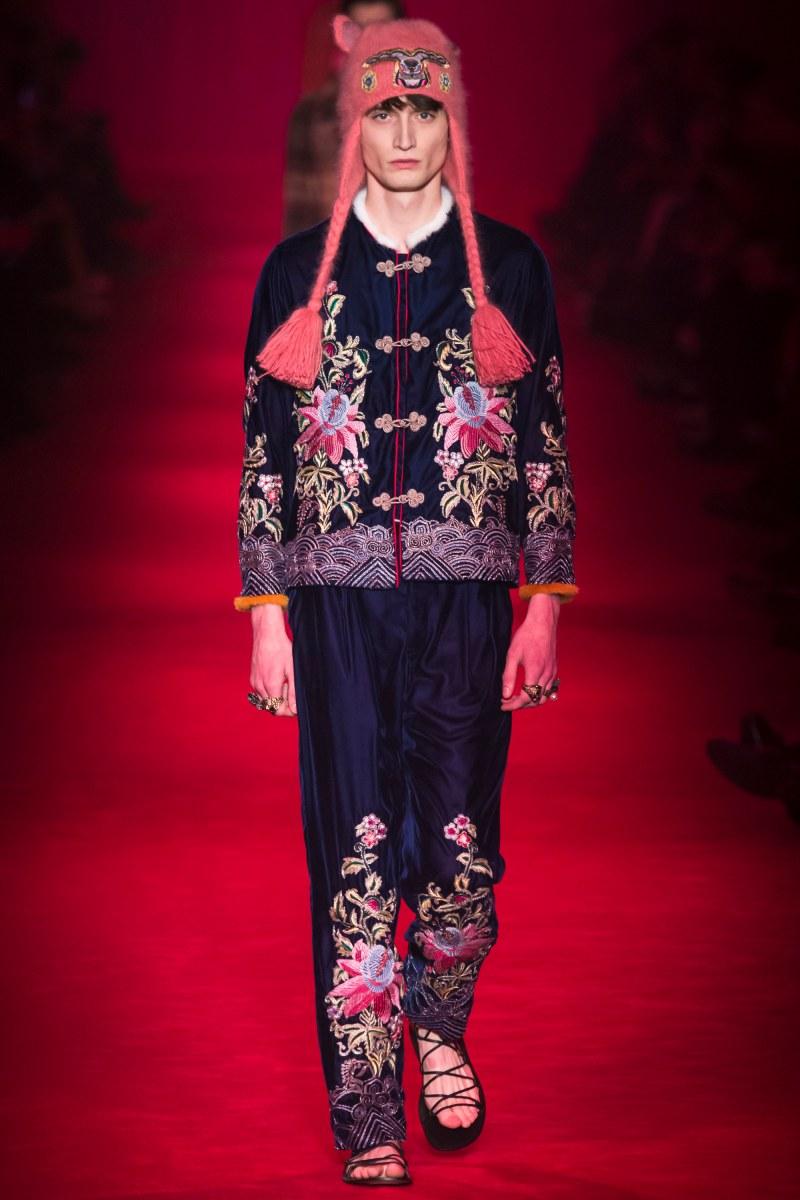 Gucci Menswear FW 2016 Milan (2)