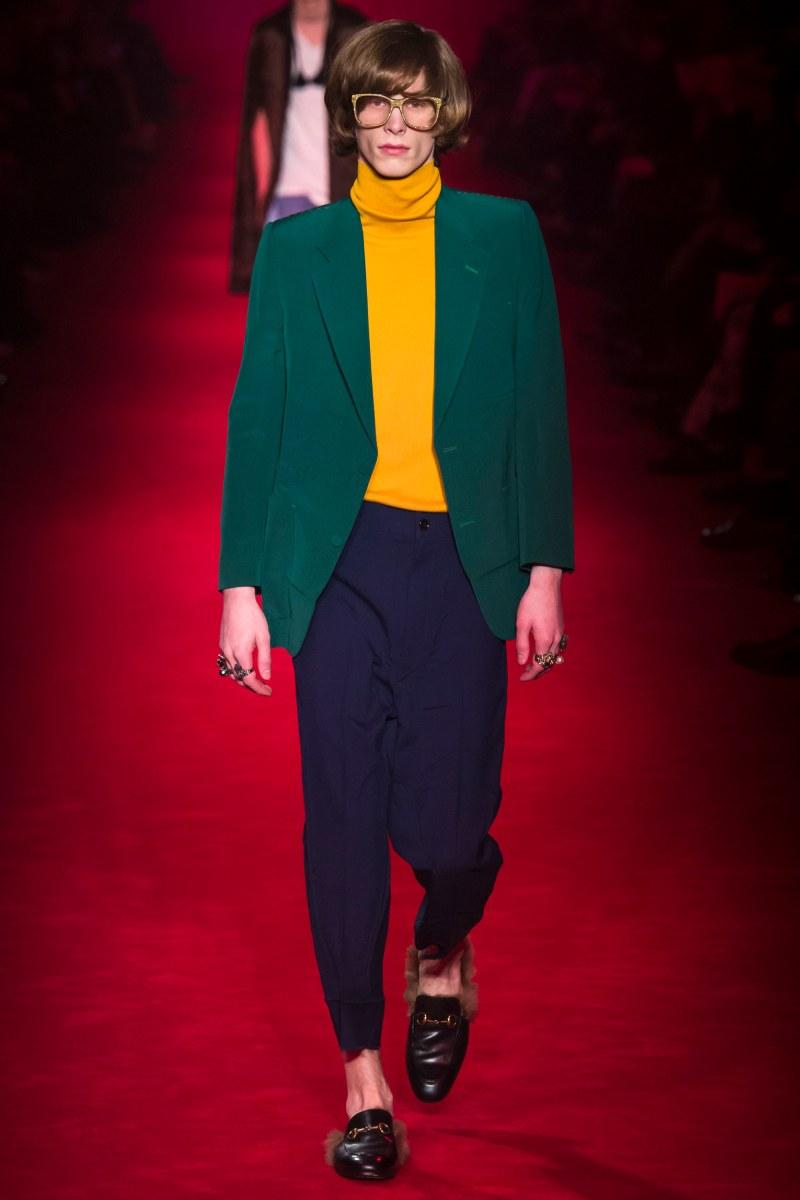 Gucci Menswear FW 2016 Milan (20)