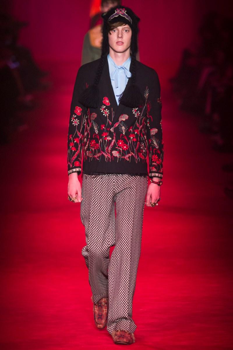 Gucci Menswear FW 2016 Milan (34)
