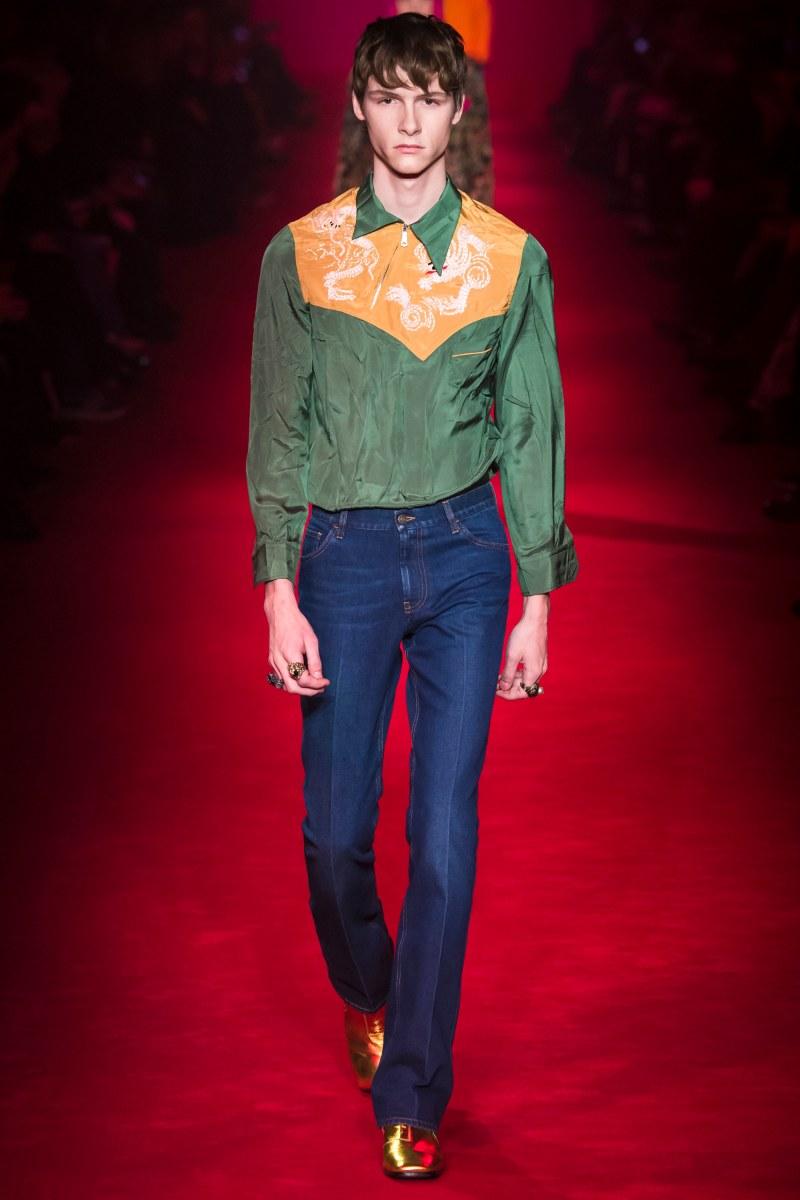 Gucci Menswear FW 2016 Milan (35)