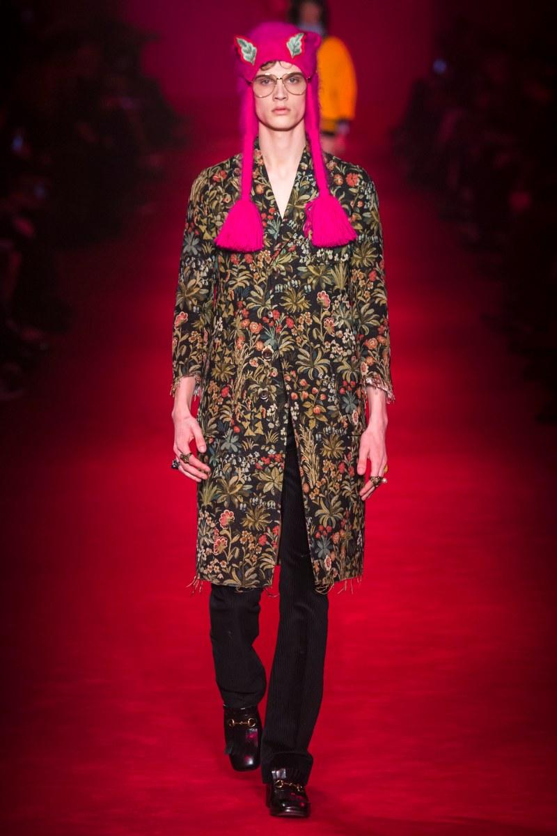 Gucci Menswear FW 2016 Milan (36)