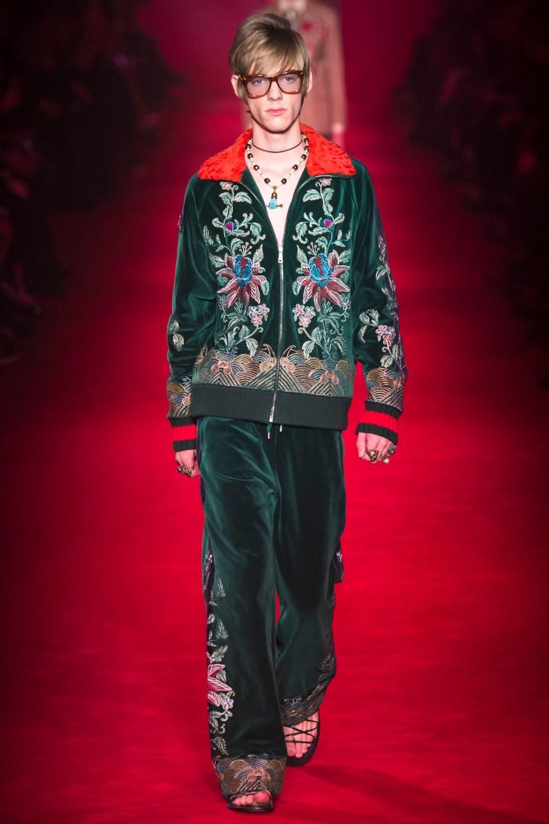 Gucci Menswear FW 2016 Milan (38)