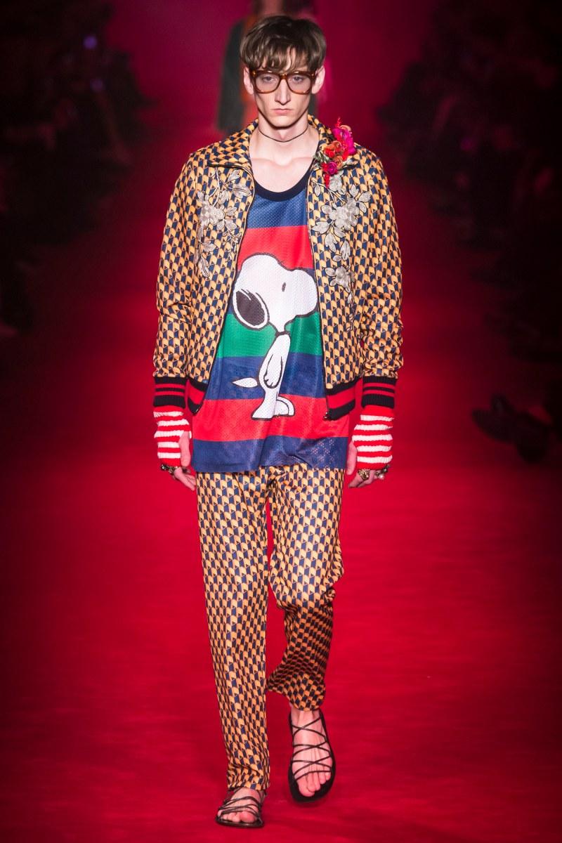 Gucci Menswear FW 2016 Milan (4)