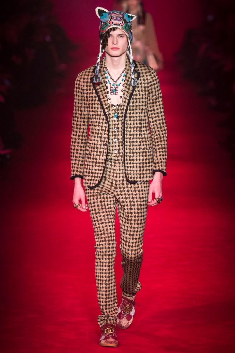 Gucci Menswear FW 2016 Milan (45)