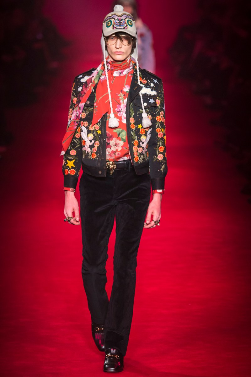 Gucci Menswear FW 2016 Milan (55)