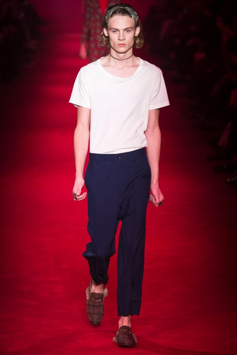 Gucci Menswear FW 2016 Milan (8)