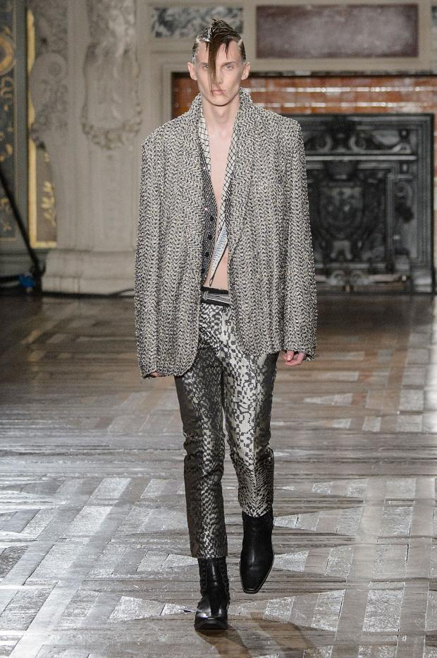 Haider Ackermann Menswear FW 2016 Paris (20)