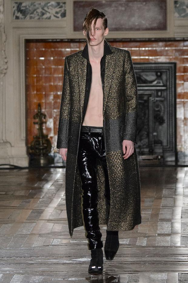 Haider Ackermann Menswear FW 2016 Paris (3)