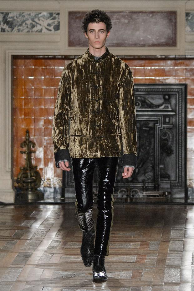 Haider Ackermann Menswear FW 2016 Paris (6)