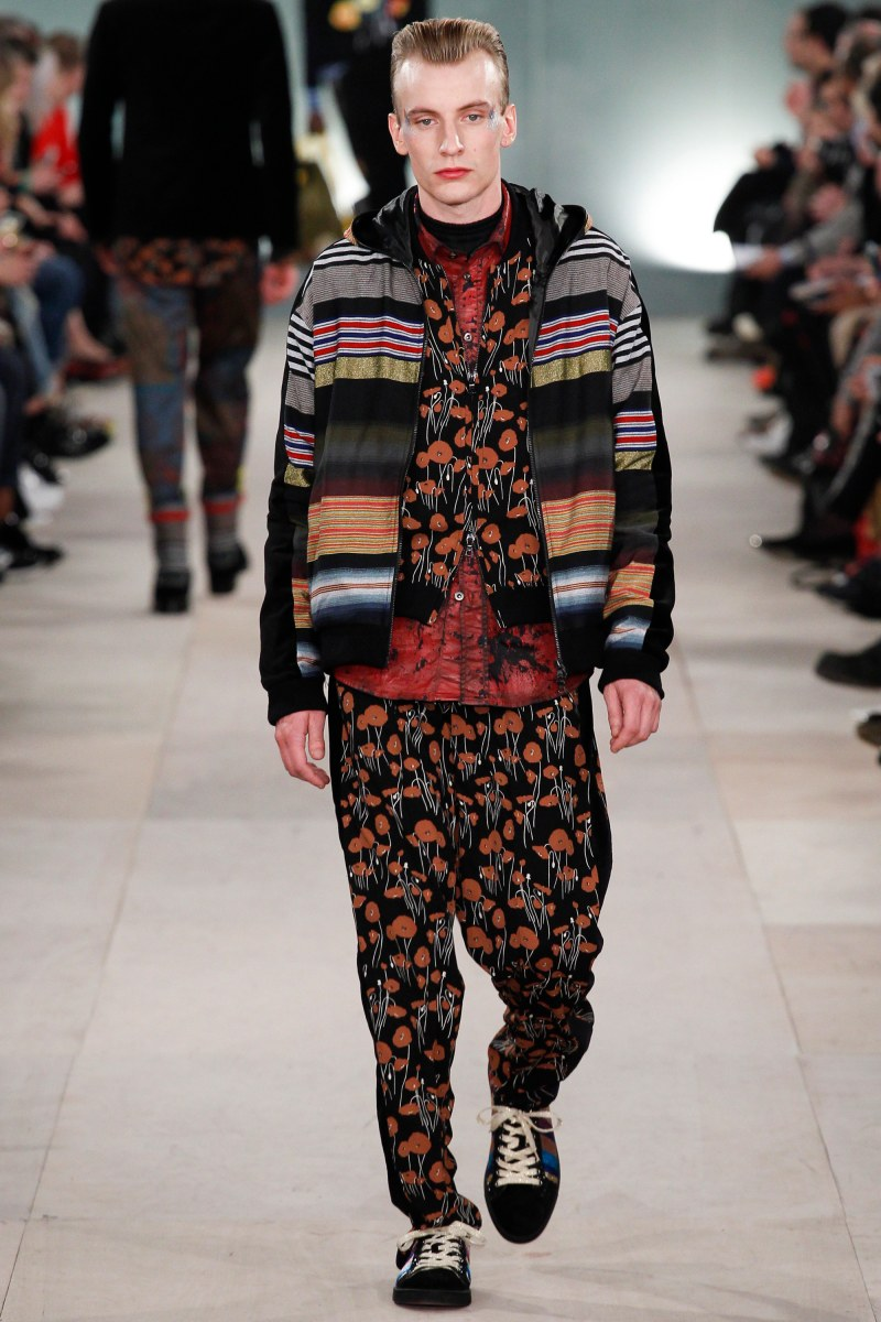 James Long Menswear FW 2016 London (13)