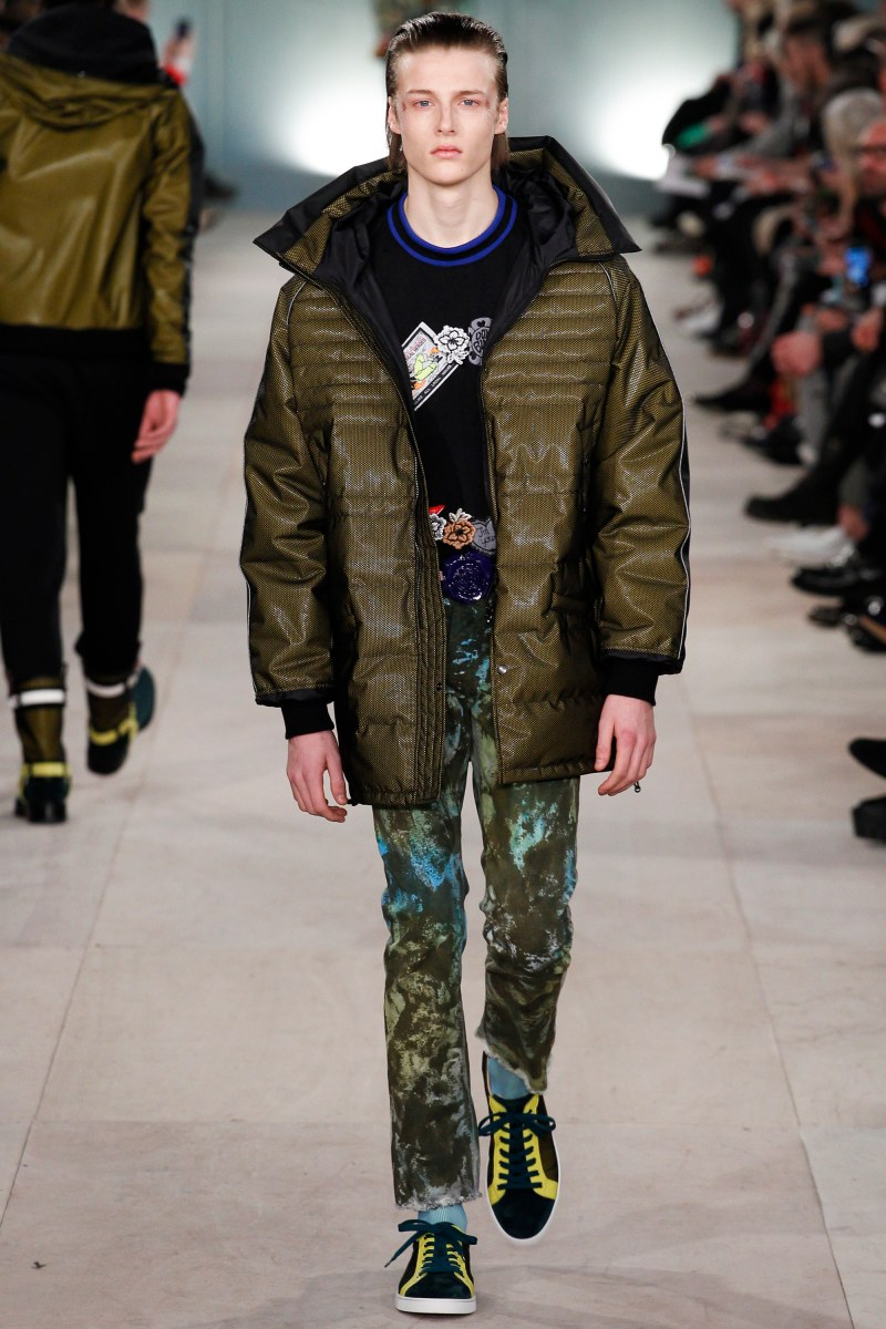 James Long Menswear FW 2016 London (2)