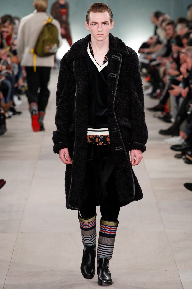 James Long Menswear FW 2016 London (9)