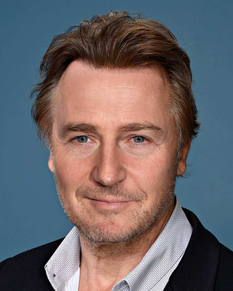 Liam Neeson + Edward Norton