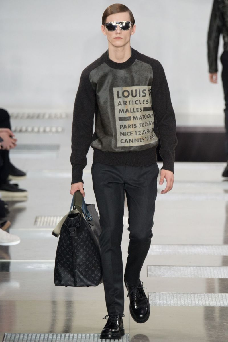 Louis Vuitton Menswear FW 2016 Paris (6)