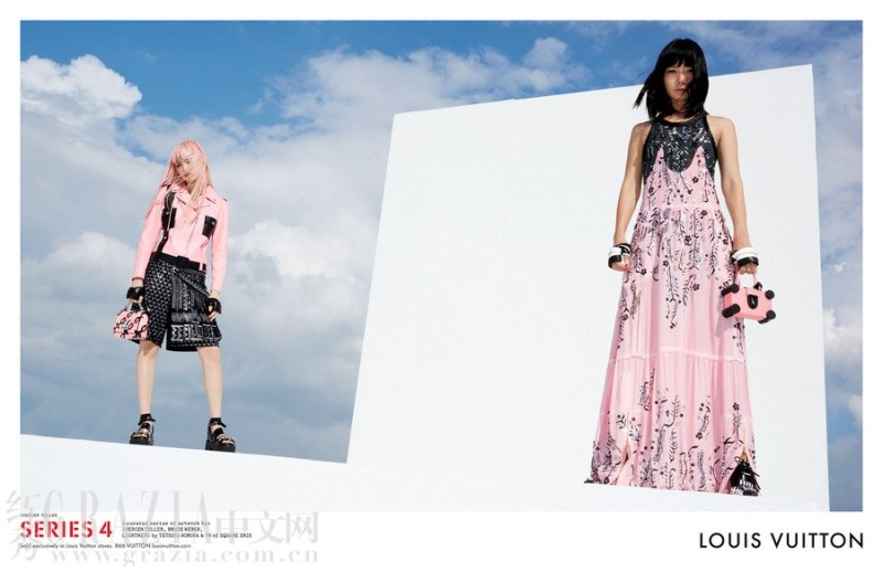 Louis Vuitton SS 2016 Campaign (2)