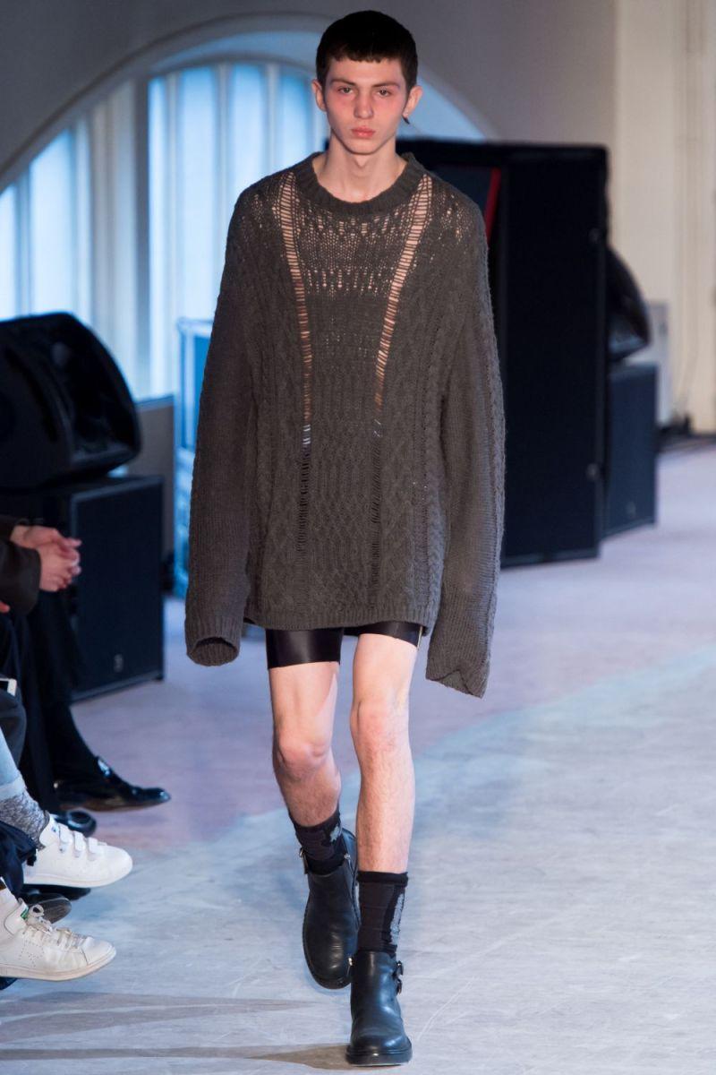 Maison Margiela Menswear FW 2016 Paris (2)