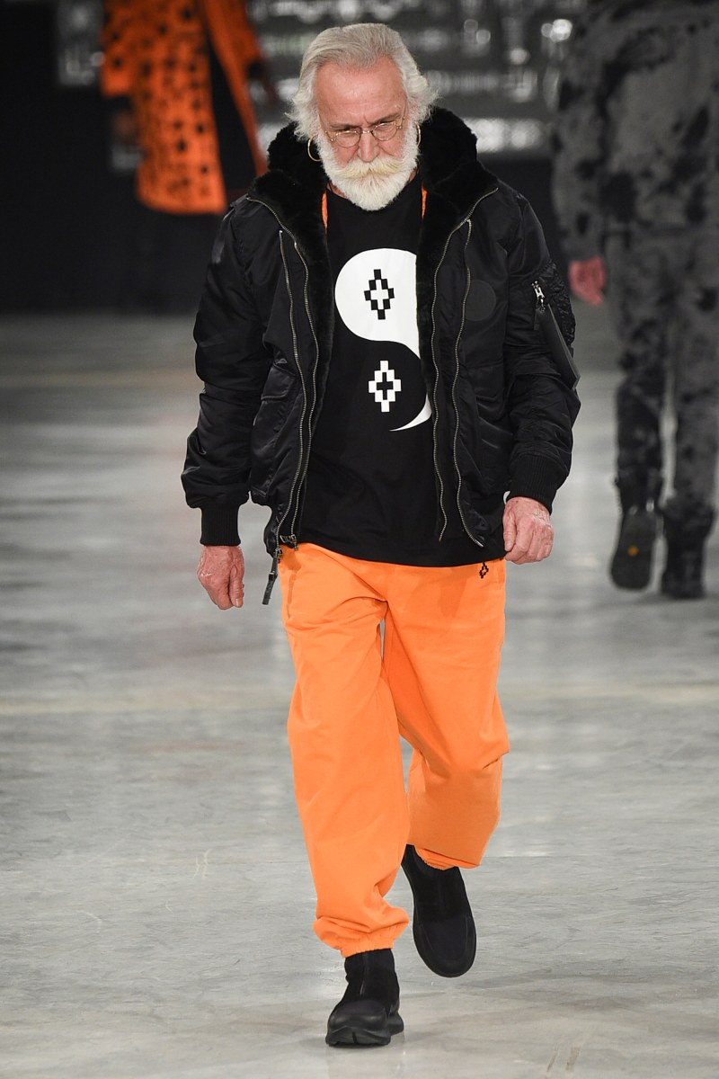 Marcelo Burlon County of Milan Menswear FW 2016 Milan (17)
