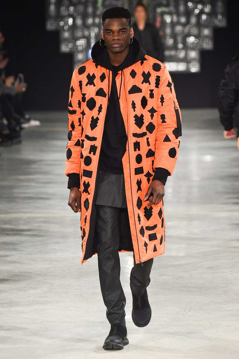 Marcelo Burlon County of Milan Menswear FW 2016 Milan (18)