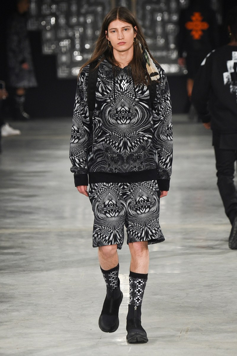 Marcelo Burlon County of Milan Menswear FW 2016 Milan (7)