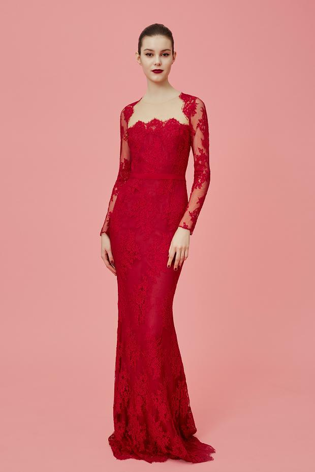 Marchesa Notte Pre-Fall 2016 Lookbook (10)