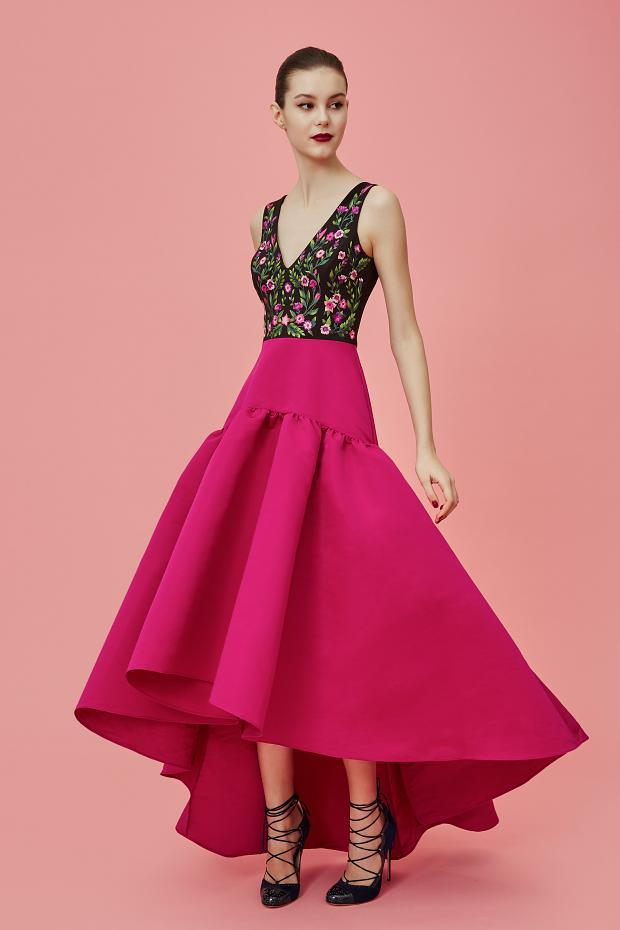 Marchesa Notte Pre-Fall 2016 Lookbook (5)