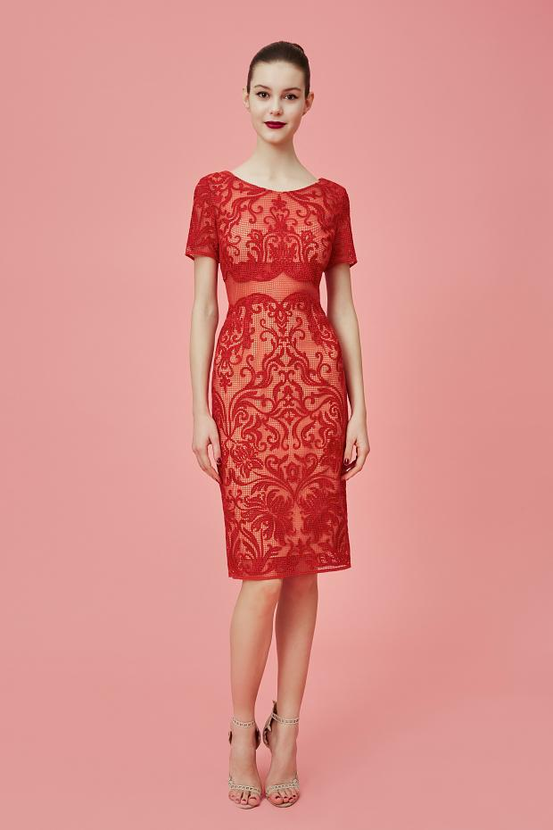 Marchesa Notte Pre-Fall 2016 Lookbook (9)