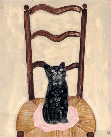Pet Portrait Paintings by SANYU (4)