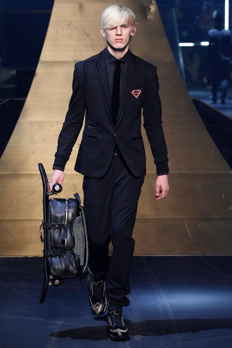 Philipp Plein Menswear FW 2016 Milan (42)