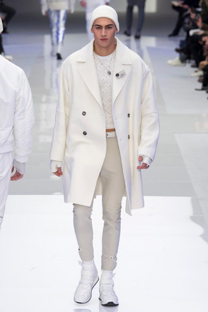 Versace Menswear FW 2016 Milan (16)