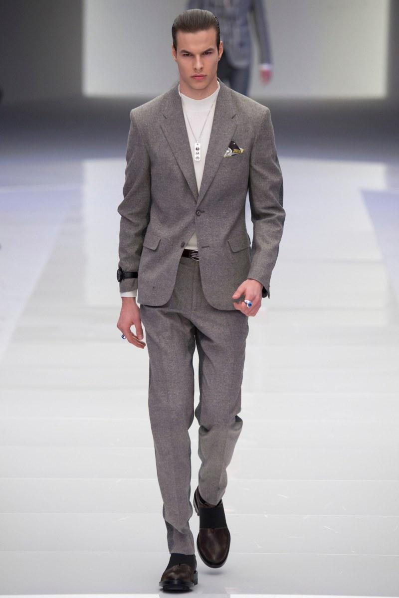 Versace Menswear FW 2016 Milan (2)