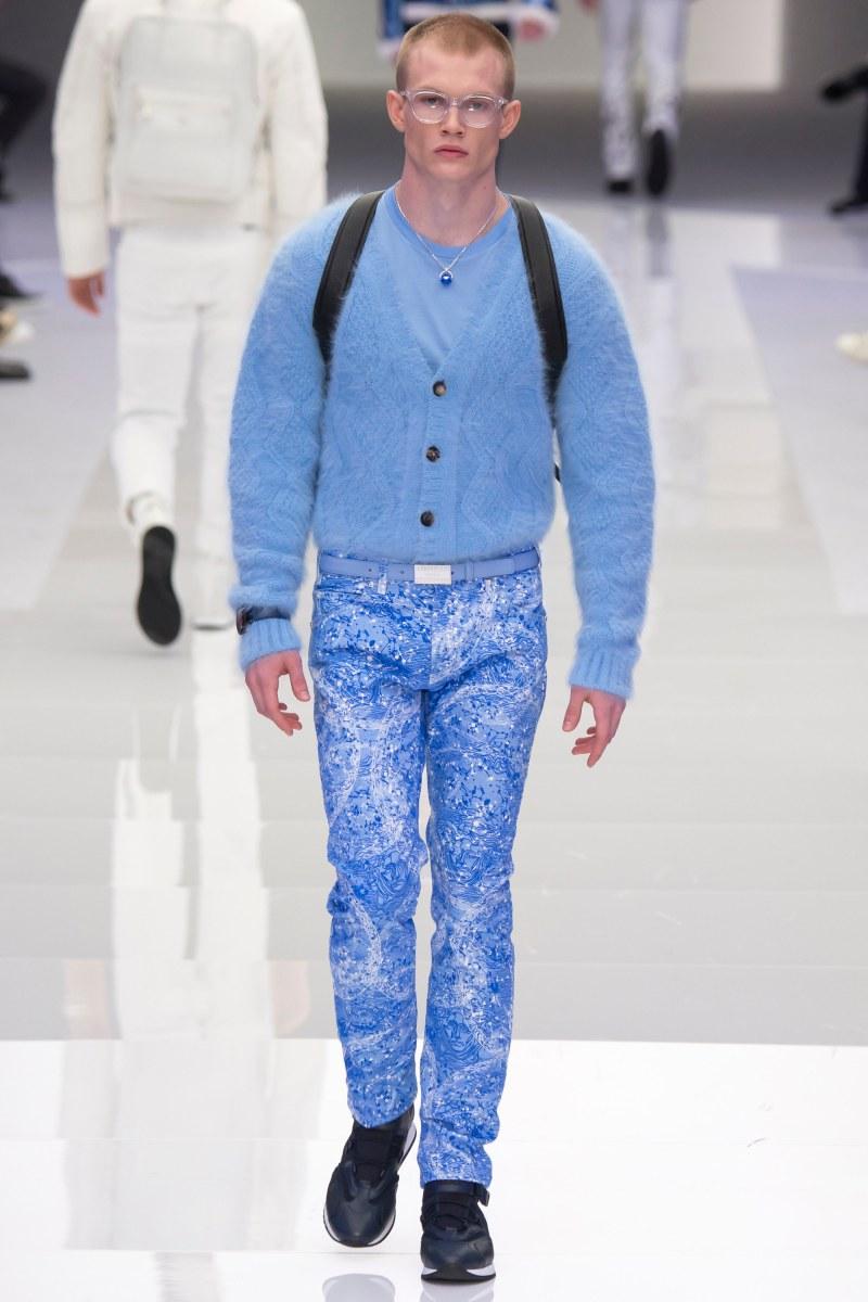 Versace Menswear FW 2016 Milan (22)