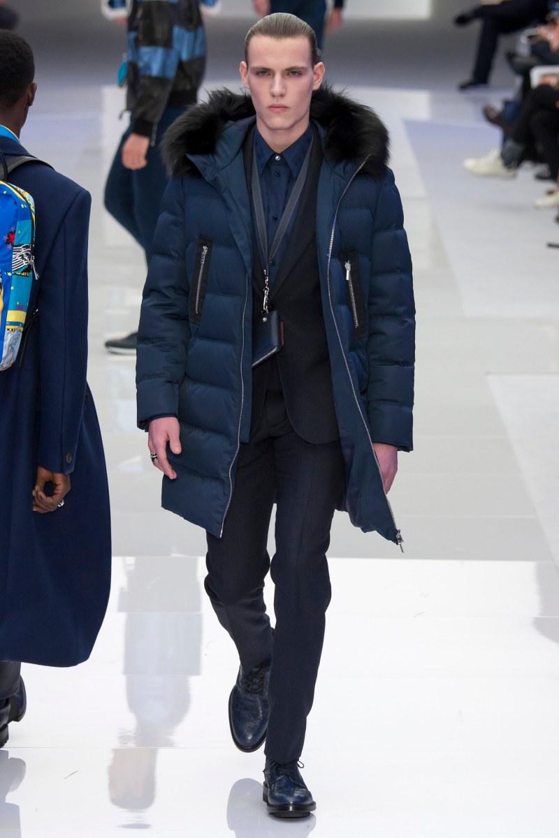 Versace Menswear FW 2016 Milan (28)
