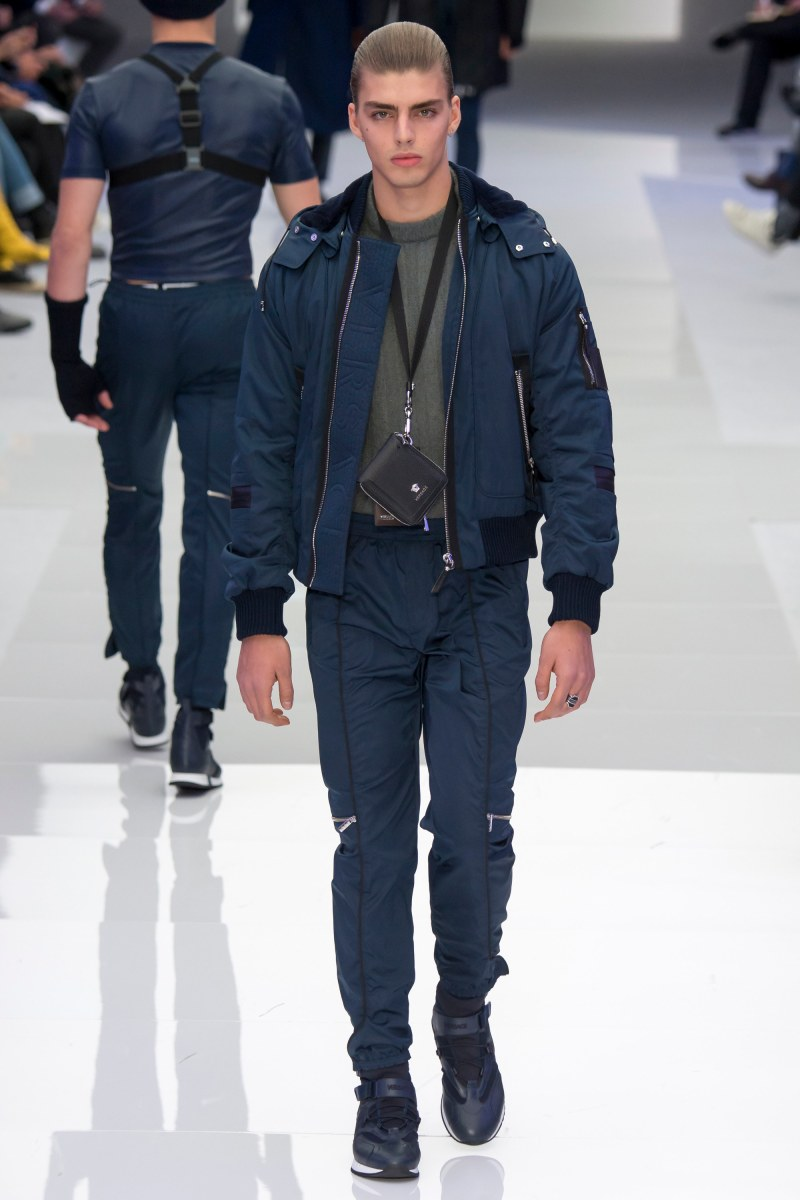 Versace Menswear FW 2016 Milan (29)