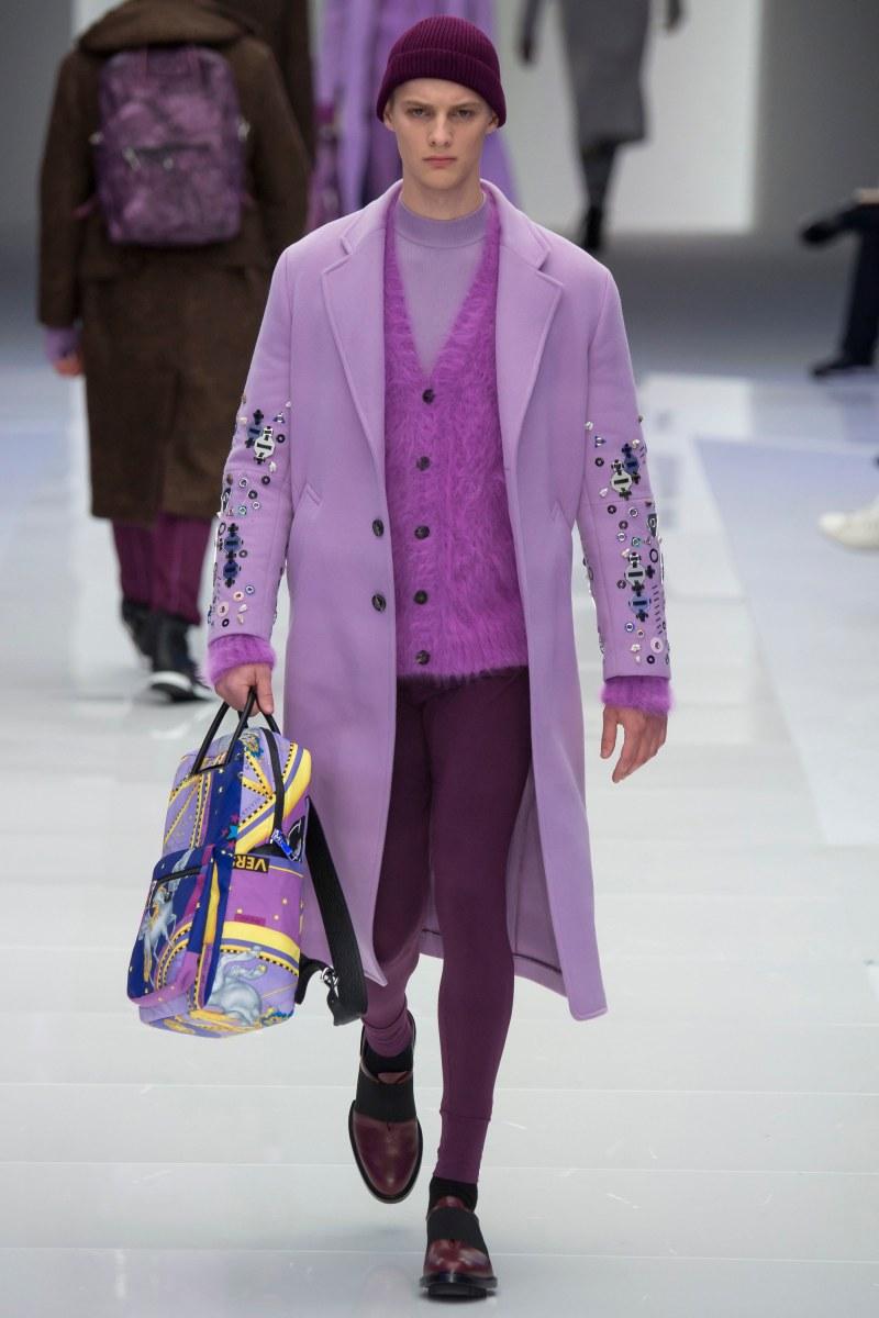 Versace Menswear FW 2016 Milan (47)