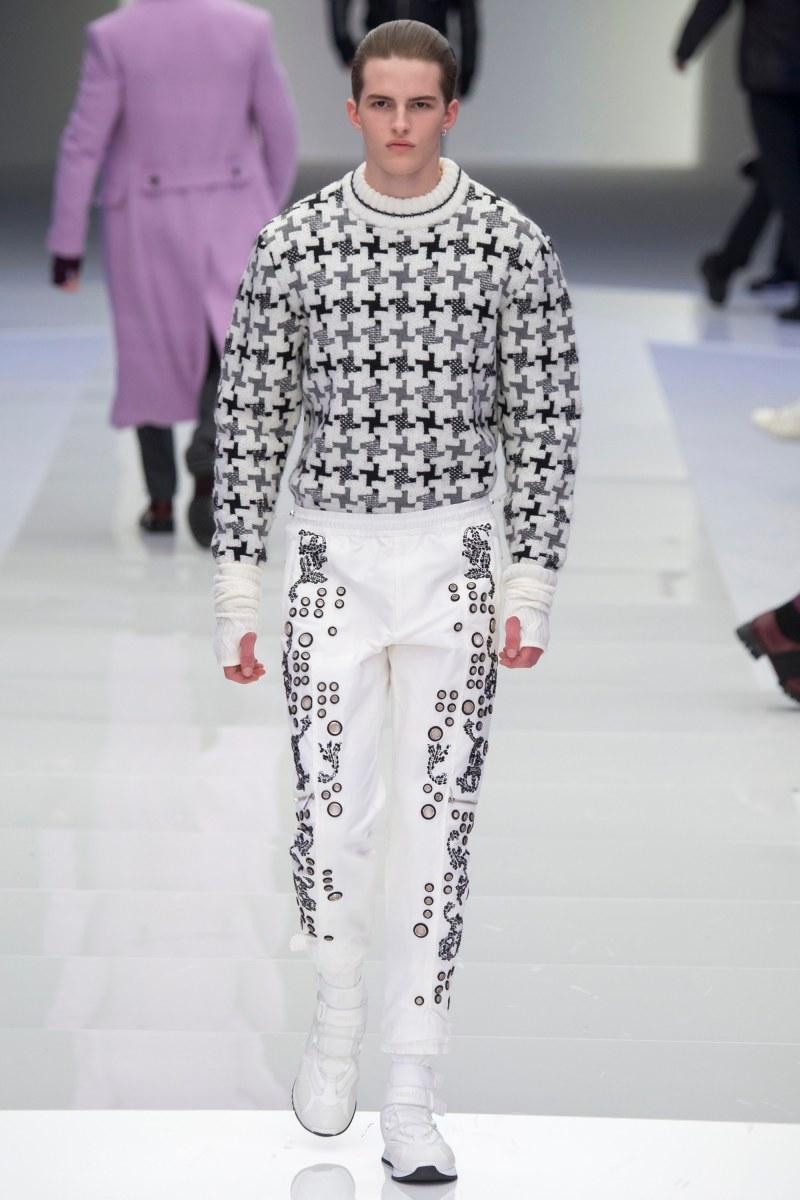 Versace Menswear FW 2016 Milan (54)