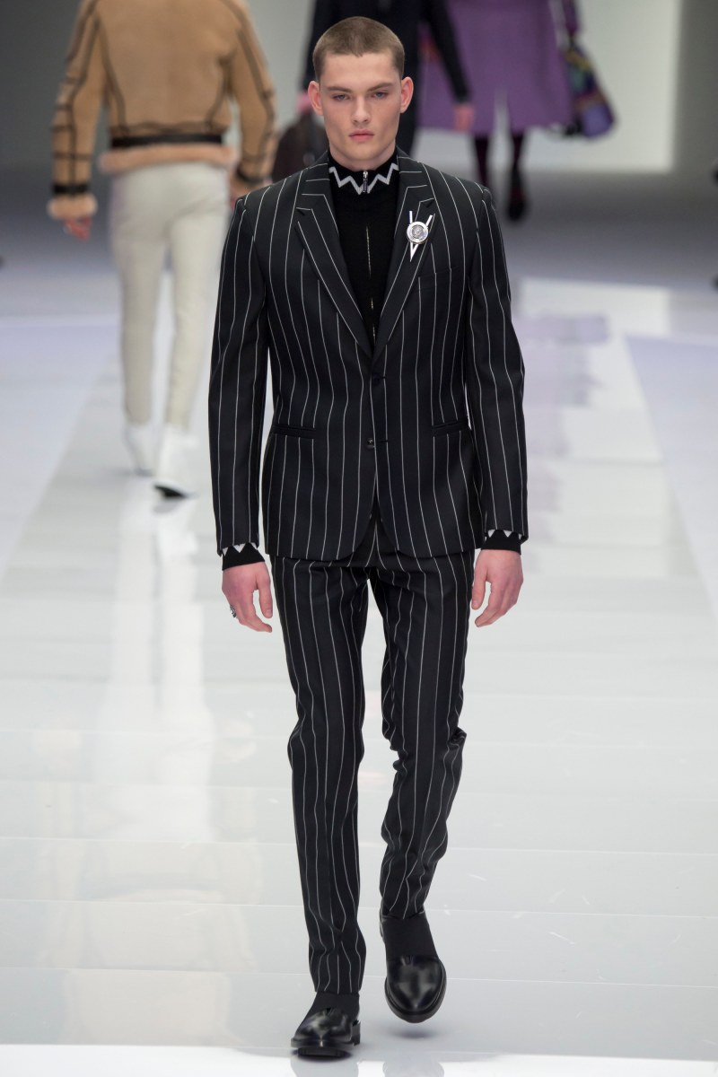 Versace Menswear FW 2016 Milan (56)
