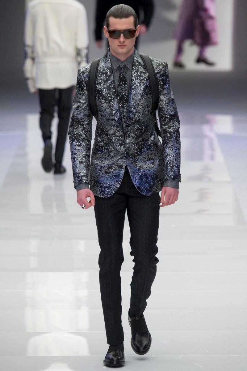 Versace Menswear FW 2016 Milan (58)