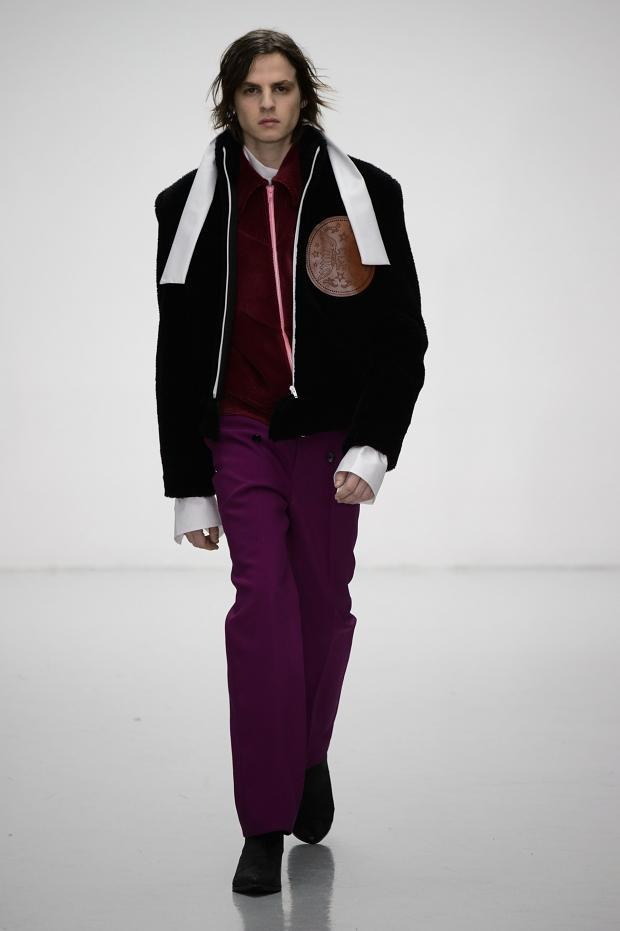 Xander Zhou Menswear FW 2016 London (27)