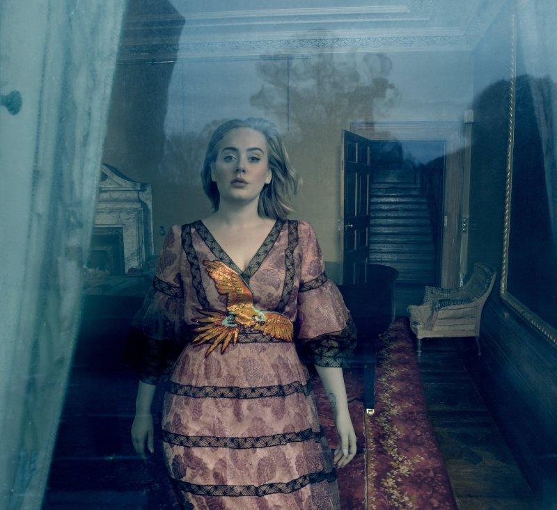 Adele by Annie Leibovitz (5)