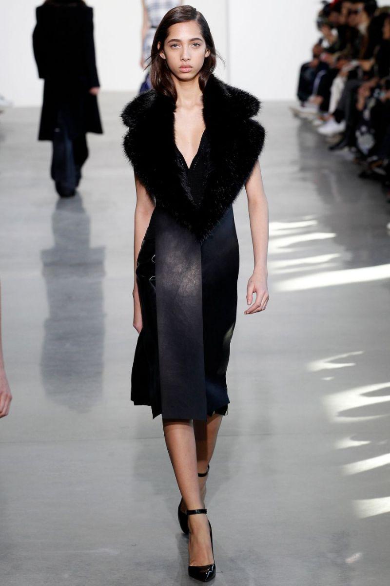 Calvin Klein Collection Ready to Wear FW 2016 NYFW (10)