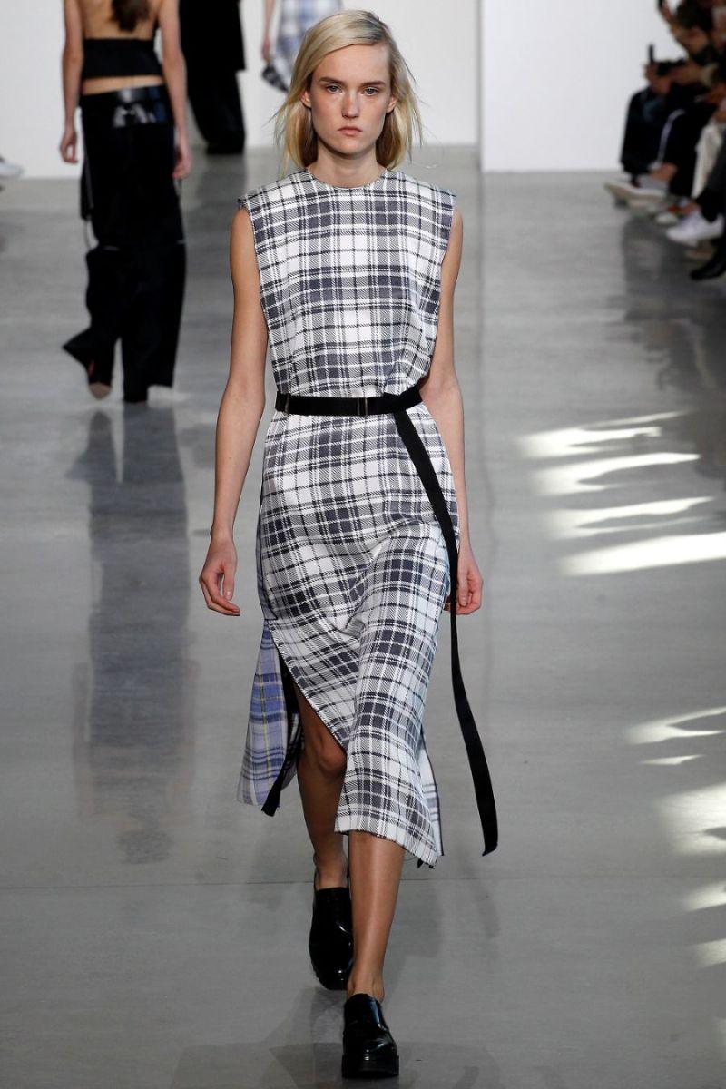Calvin Klein Collection Ready to Wear FW 2016 NYFW (11)