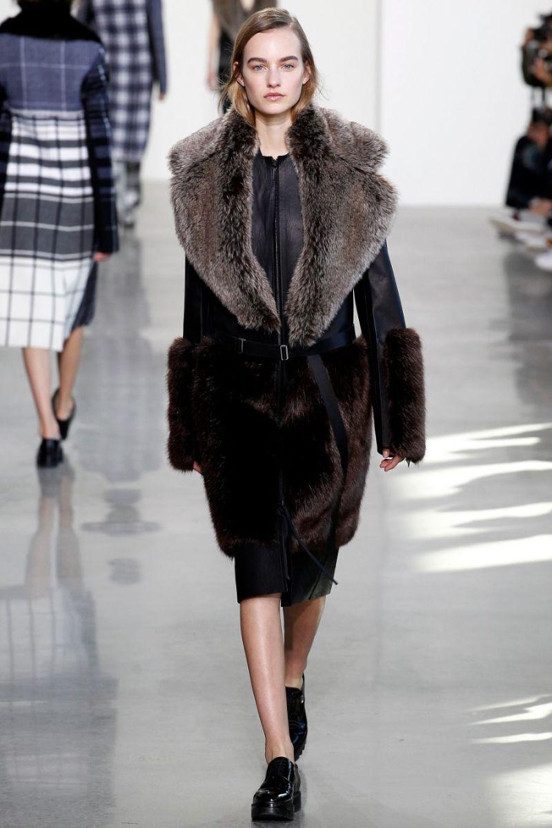 Calvin Klein Collection Ready to Wear FW 2016 NYFW (15)